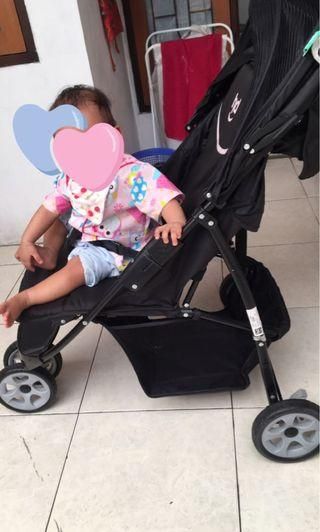Stroller babydoes like New m