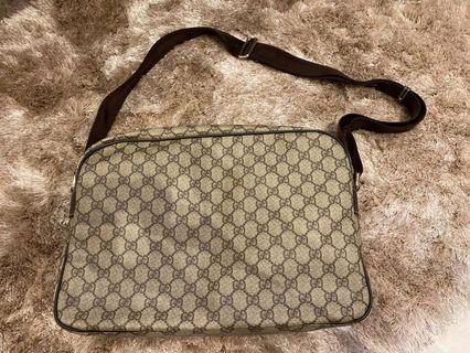 Authentic Gucci Messenger Sling Bag