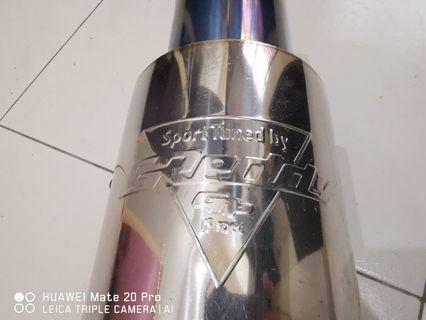 Greddy Ti-c tail pipe