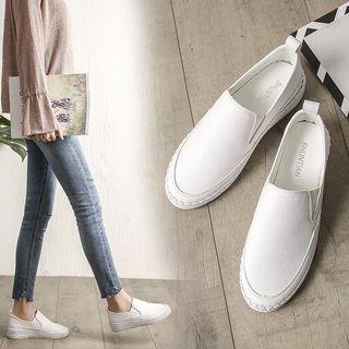 White Shoes 43