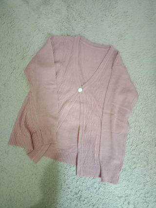Cardigan Pink Soft
