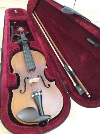 Violin 1/2 For Kids Beginner