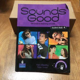 Sounds Goods 英聽用書(student Book4)