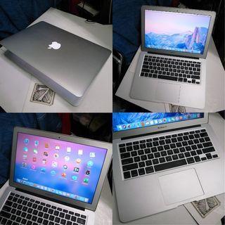 Apple MacBook Air 13 i5 4GB 128GB SSD Notebook Rm1850