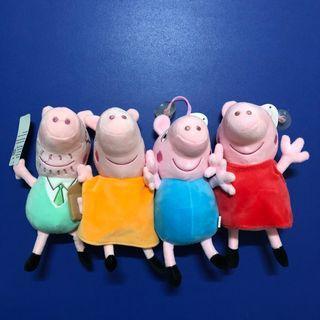 佩佩豬一家人