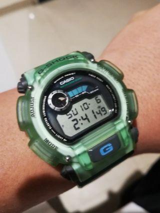 G Shock G Lide Original Watch