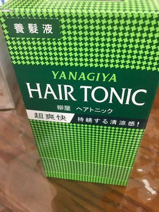 日本yanagiya柳屋養髮液