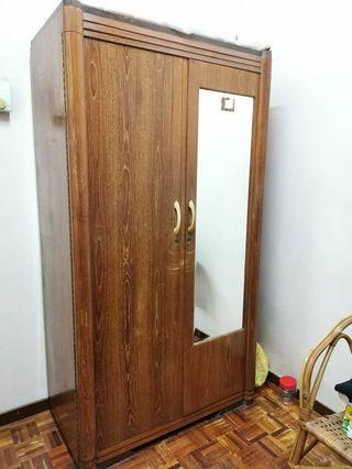 Hard wood Wardrobe