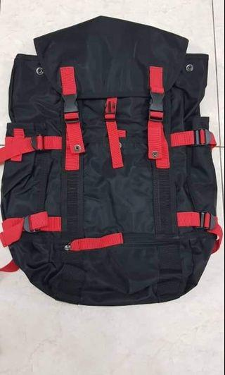 Water resistant travel and outdoor bag