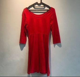 Dress divided