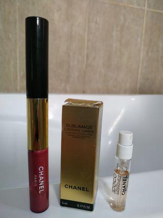 Chanel make up take all murah