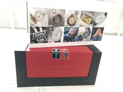 Tissot watch box