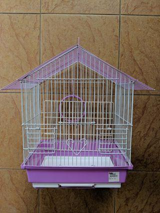 Cage for bird hedgehog sugarglider