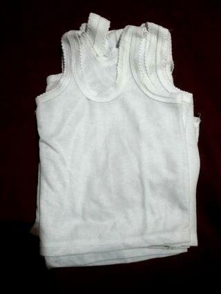 Kaos Dalam baby 8pcs
