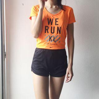 Nike 'We Run KL' top