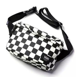 READY STOCK VANS off the Wall Sling bag chest bag crossbody bag