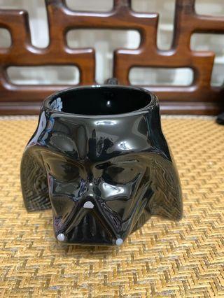 星際大戰3D立體馬可杯(黑武士款)