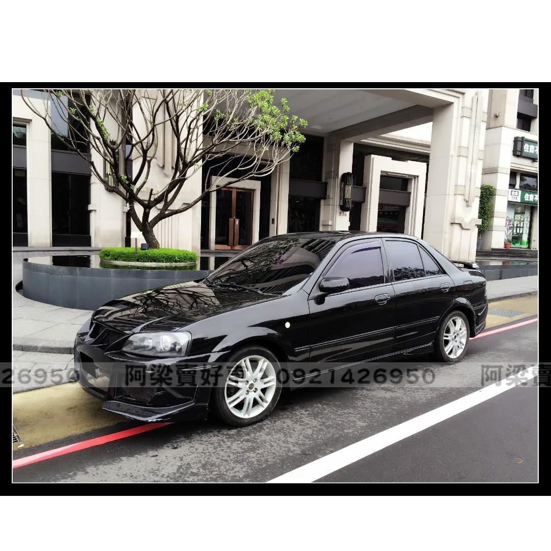 2004年 - 福特 -TIERRA RS (原廠手排) ✔免頭款✔找錢✔超額貸✔0元交車.輕鬆低月付.『全額貸.低利率』買車不是夢想.歡迎加 LINE.電(店)洽