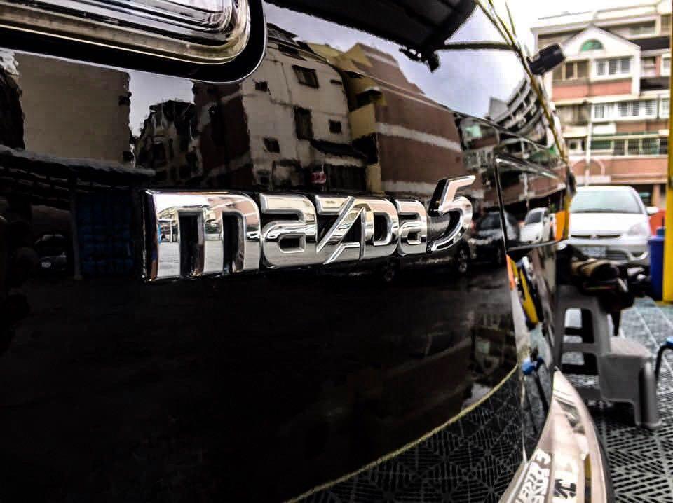 2009年 馬自達5 Mazda 5 2.0尊貴型七人座 高雄二手車