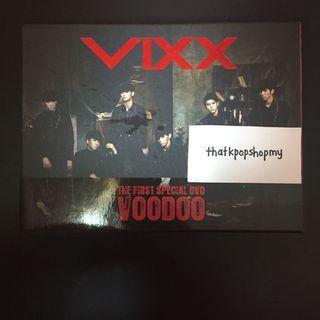 [LIMITED EDITION] VIXX VOODOO DOLL DVD