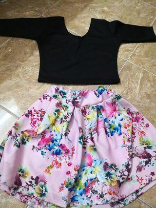 Sweet two piece