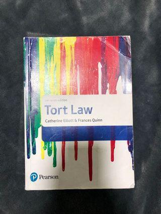 Tort Law 11th Edition