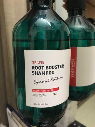 Grafen root booster shampoo 8/10