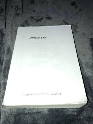 CONTRACT LAW FOR A2