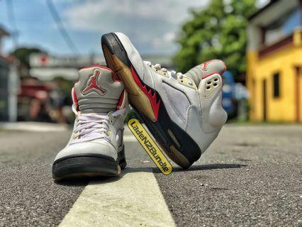 Air Jordan 5 Retro Red Fire