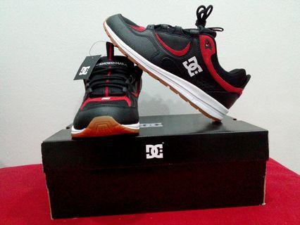 DC Shoes Josh Kalis Kalis Lite Red/Black