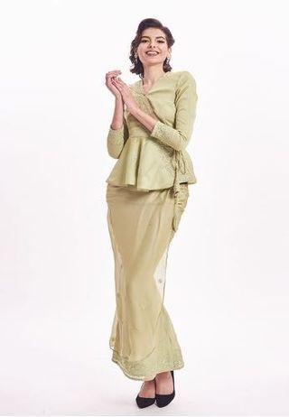 Ann Khan Exclusive Marilyn Kurung