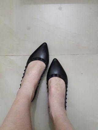 Sepatu jelly Bara-Bara size 40