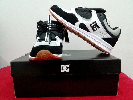 """DC Shoes Josh Kalis """"Kalis Lite"""" White/Black"""