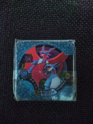 Pokémon Tretta四星卡 暴飛龍