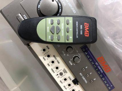 BMB Audio Set