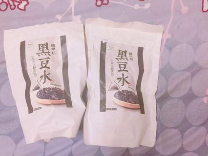 降價出清👏纖烘焙黑豆水 三角立體茶包14包