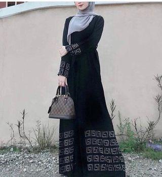 Abaya saudia