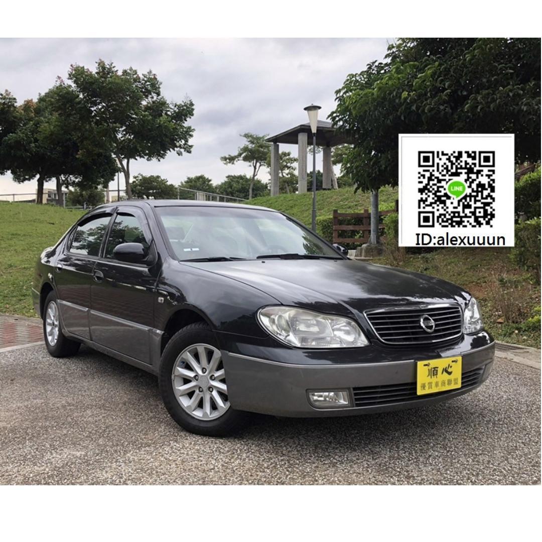 中古車 二手車 便宜代步車 萬元車 日產西菲露