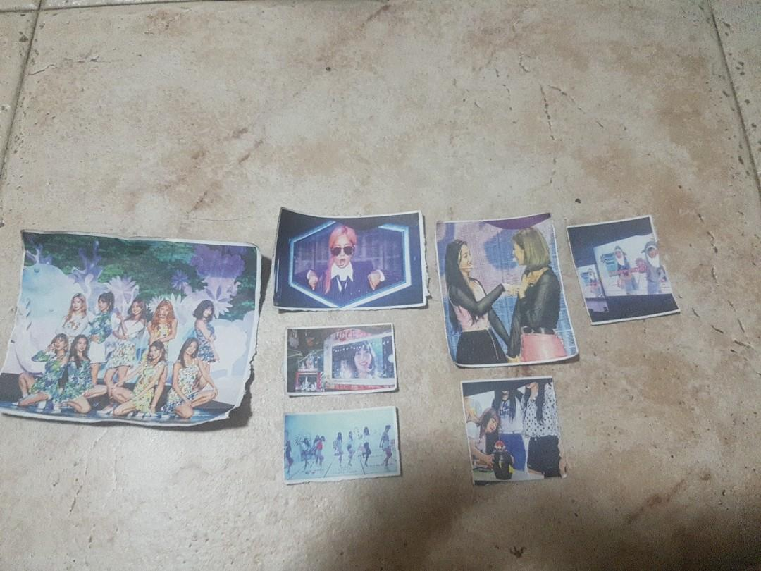 ** KPOP ** WTS/WTB Twice Cards/Candy Bong Lightstick Box