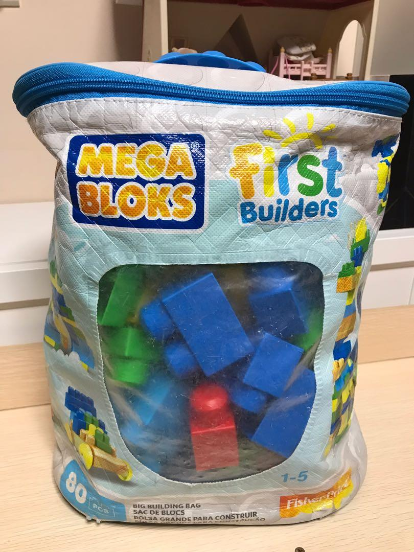 二手 Mega Blocks