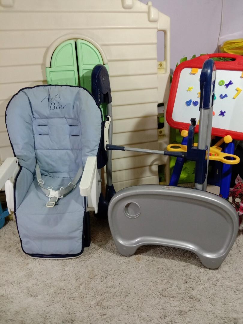 Ace baby high chair