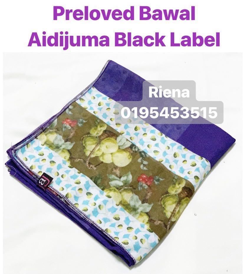 Aidijuma Black Label 2