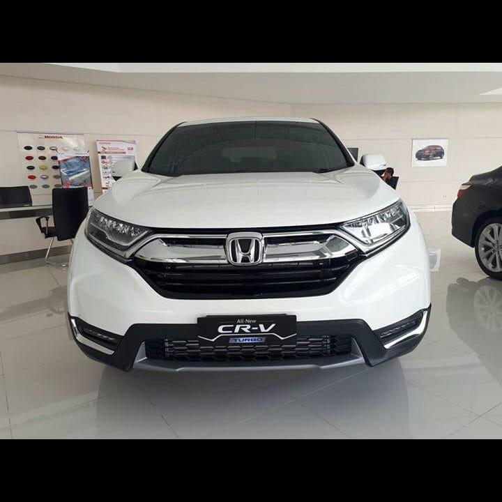 All New CR-V 1.5 Turbo Prestige 2019, Ready Stok Promo October WOW
