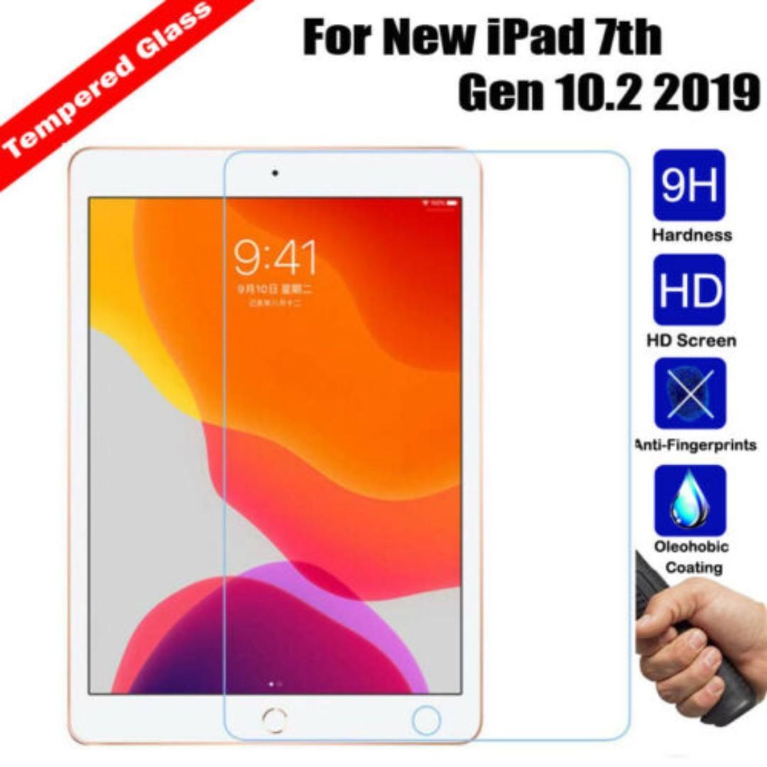 Apple iPad 10.2 2019 Premium Tempered Glass Screen Protector