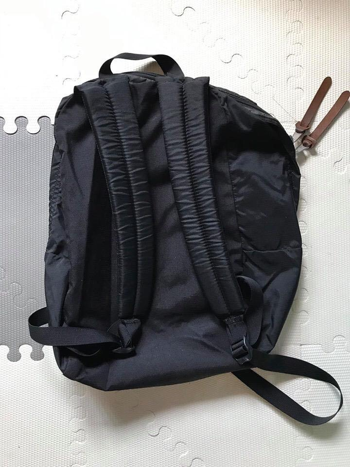 Authentic Gregory Casual Day 22L Full Black