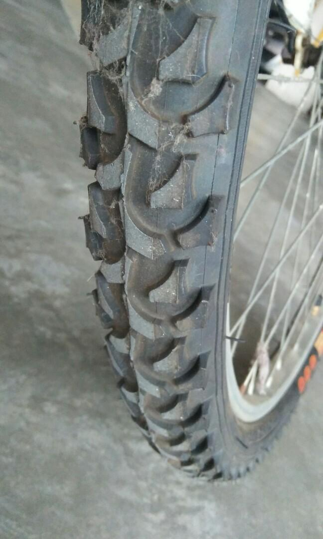 Basikal Bicycle