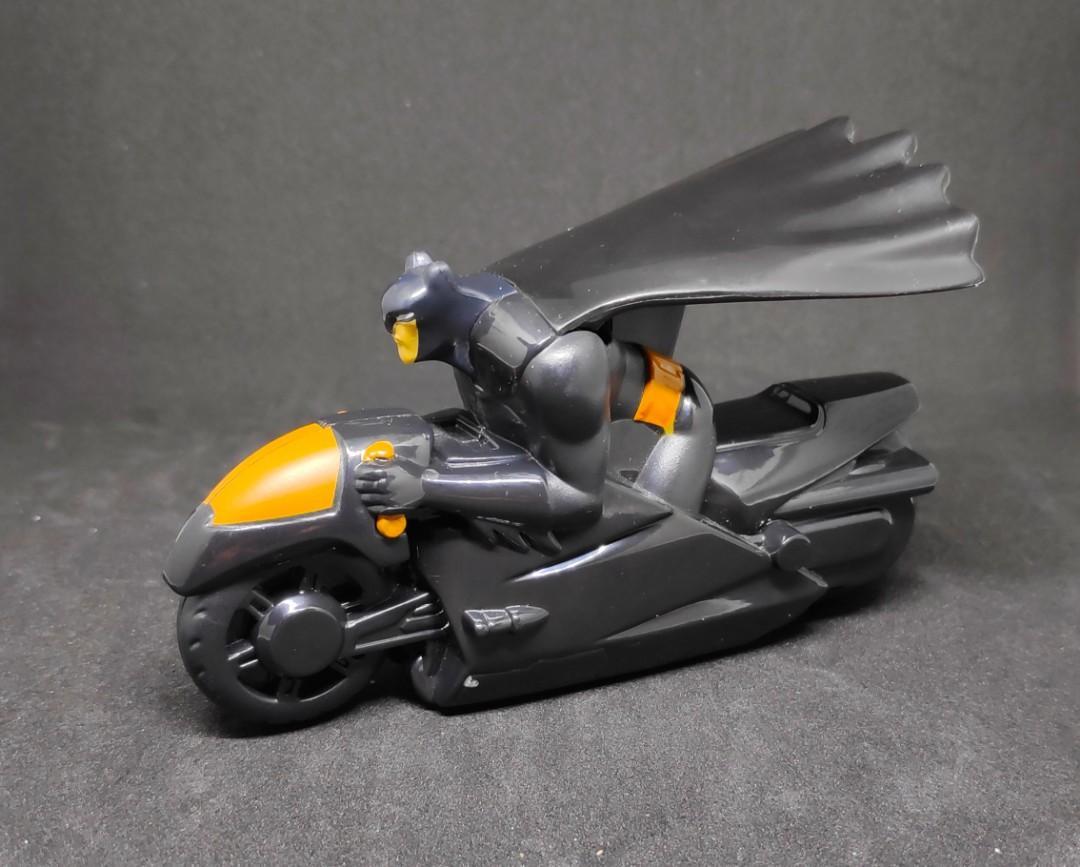 Mainan Anak Action Figure Batman Batmobile - Happy Meal McD
