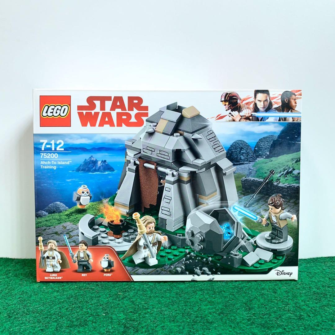 BNIB Star Wars Lego 75200 Ahch-To Island Training