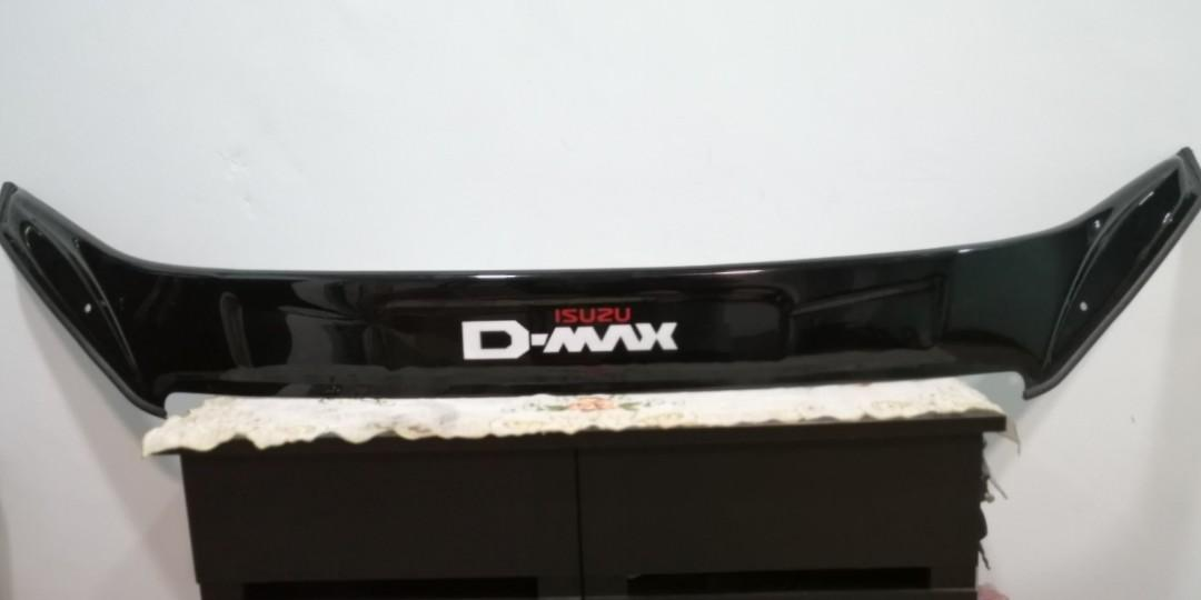 Bonnet Guard Isuzu Dmax