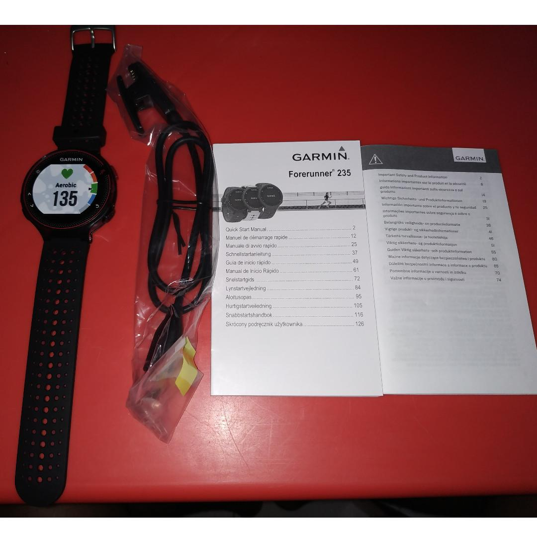 Brand new garmin Front Runner 235 to sell with best price